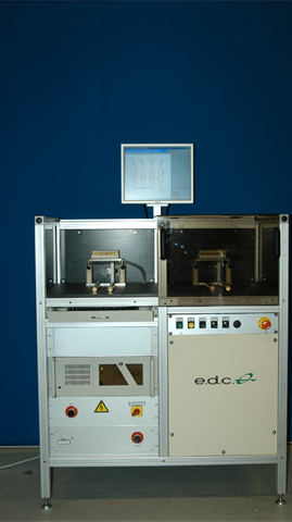 Automatic testing system for stators and coils AST320/W