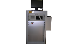Automatic Testing System for Cage Rotors suitable to be interfaced with an automatic line