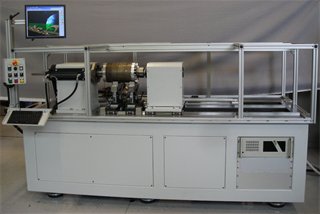 Automatic Testing System for Cage Rotors